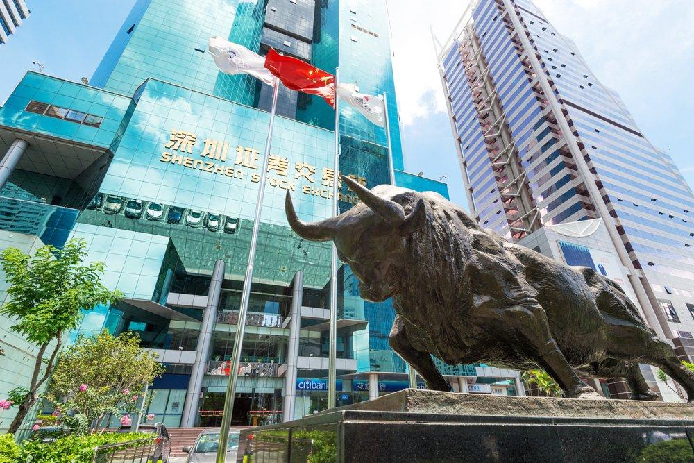 """Piețele financiare susțin China în """"războiul comercial"""": FTSE Russell include companiile chineze în indicii săi globali"""
